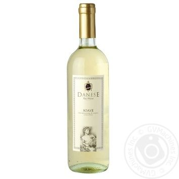 Danese Soave DOC white dry wine 11,5% 0,75l