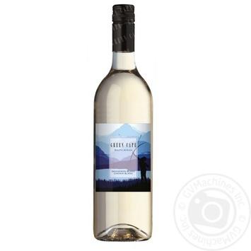 Вино Green Cape Совиньон Бланк белое сухое 13% 0,75л - купить, цены на Метро - фото 1