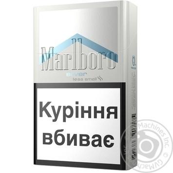 Cigarettes Marlboro Silver - buy, prices for Novus - image 1