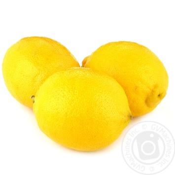 Лимон - купити, ціни на Ашан - фото 1