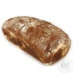 Rye-Wheat Lithuanian Bread