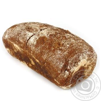 Хлеб Ашан Литовский ржано-пшеничный 340г