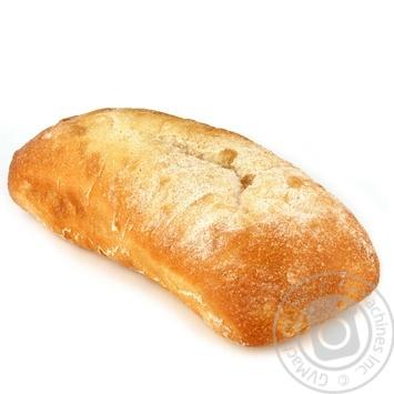 Хлеб Ашан Чиабатта Левито бездрожжевой 250г - купить, цены на Ашан - фото 1