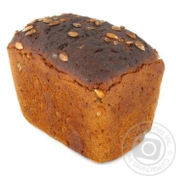 Хлеб Львов ржано-пшеничный заварной 450г
