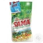 Стиральный порошок SAMA Весенние цветы автомат для всех видов тканей 3,6кг