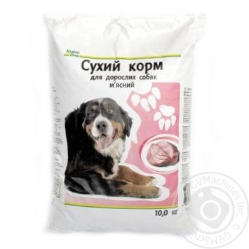 Корм сухий Кожен день для дорослих собак м'ясний 10кг