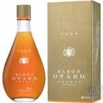 Baron Otard VSOP сognac 40% 500ml - buy, prices for Novus - image 5