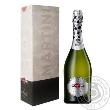 Игристое вино Мартини Асти 7,5% в коробке 750мл - купить, цены на Novus - фото 2