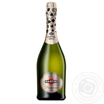 Игристое вино Martini Prosecco 11,5% 0,75л - купить, цены на Метро - фото 2