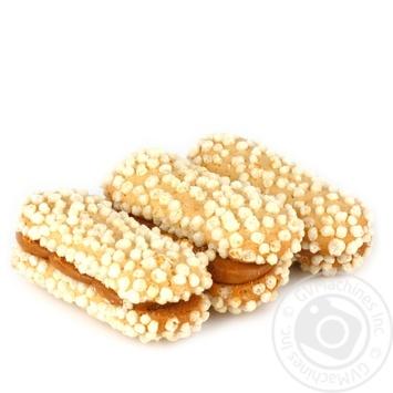 Печиво Мурасики зі згущеним молоком вагове