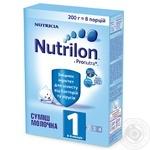 Суміш молочна Nutrilon 1 200г