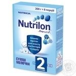 Молочна суміш Nutrilon 2 200г