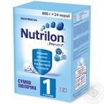 Молочна суміш Nutrilon 1 600г