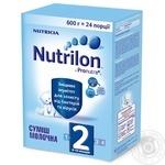 Молочна суміш Nutrilon 2 600г