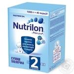 Молочна суміш Nutrilon 2 1000г