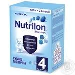 Молочная смесь Nutrilon 4 600г