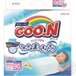 Diapers GOO.N for newborns up to 5kgs SS-size on tapes unisex 90 pcs