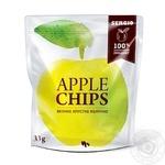 Яблочные чипсы 33г