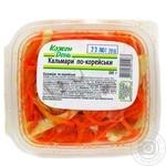 Kozhen den squid korean salad 200g