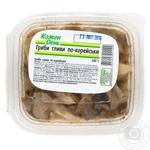 Kozhen Den Pickled Salad Oyster Mushrooms