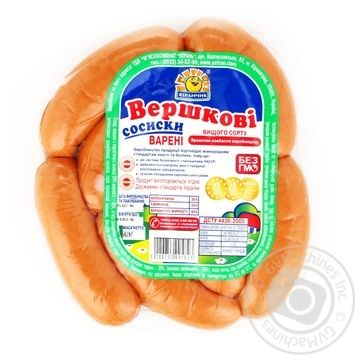 Yatranchik Cream Sausages - buy, prices for Auchan - image 2