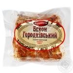 Agrotem Gorodkivskiy Smoked-Boiled Bacon