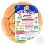 Yatran DSTU Shkilni Cooked Sausages