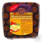 Сыр Клуб Сыра Неаполитанский с томатами, паприкой и базиликом 45%