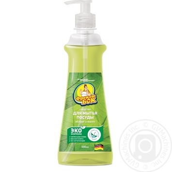 Экологическое средство Фрекен Бок Яблоко и манго для мытья посуды 500мл - купить, цены на Novus - фото 1