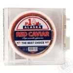 Caviar Alaska salmon chilled 270g