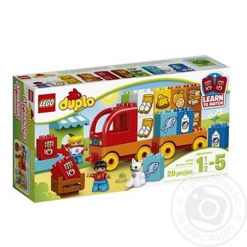 Скидка на Конструктор LEGO DUPLO My First Мой первый грузовик 10818