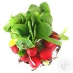 Овощи редиска свежая