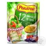 Spices Rollton 12 vegetables 75g