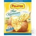 Пюре картофельное Роллтон со вкусом сливок 37г
