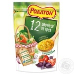 Spices Rollton 12 vegetables 190g