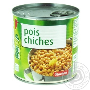 Auchan Canned Chickpea - buy, prices for Auchan - photo 4