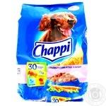 Корм сухий для собак Chappi з 3 видами м'яса та овочами 3кг