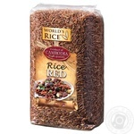 Рис Red World's Rice 500г