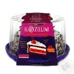 Торт Rozalini Клубничный 450г