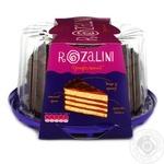 Торт ROZALINI трюфельный 450г