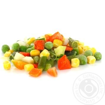Смесь овощная Мексиканская замороженная - купить, цены на Ашан - фото 2