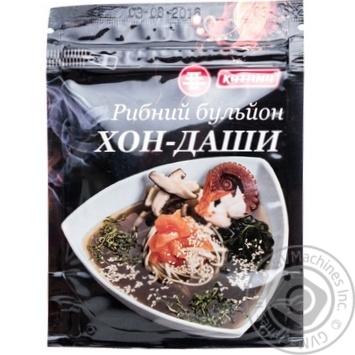 Хон-даши рибний бульон Katana 30г