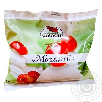 Cheese mozzarella Paladin Private import pickled 45% 125g - buy, prices for Furshet - image 4