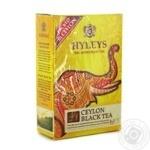 Чай Hyleys чорний цейлонський 90г