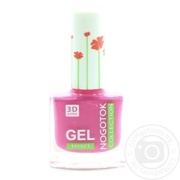 Lacquer Nogotok for nails 10ml - buy, prices for Novus - image 1