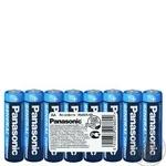 Батарейки Panasonic General Purpose R6 TRAY 8 Zink-Carbon