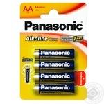 Батарейки Panasonic LR6 Alkaline Power AA 4шт - купити, ціни на ЕКО Маркет - фото 2