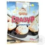 Глазур Добрик зі смаком ванілі 75г - купити, ціни на Ашан - фото 2