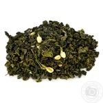 Чай Король Жасмину китайський зелений с жасмином Чайні Шедеври ваг