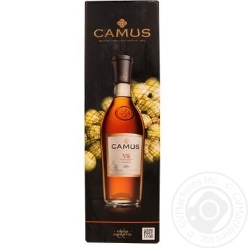 Коньяк Camus Elegance V.S. 40% 0,7л - купить, цены на Novus - фото 1